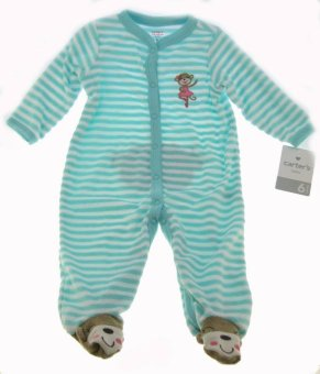 Carter's Sleepsuit - Ballerina Monkey Price Philippines