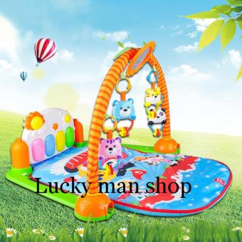 LAZADA BESTDiscover 'n Grow Kick and Play Piano Gym Price Philippines