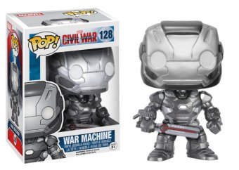 Harga Funko Pop Marvel Captain America 3 (War Machine)