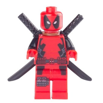 Harga Deadpool Building Block Gift Toy Birthday Gifts Avengers For Kids Children Lego