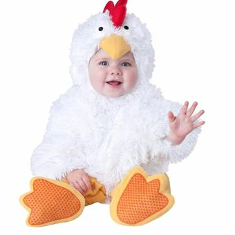 Incharacter Costume - Chicken for 2-3 Years Old Price Philippines