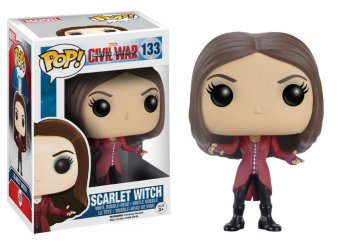 Harga Funko Pop Marvel Captain America 3 (Scarlet Witch)
