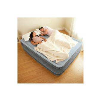 Harga Partyline Inflatable bed-Queen size-Dura Beam-1.52x2.03x.33m