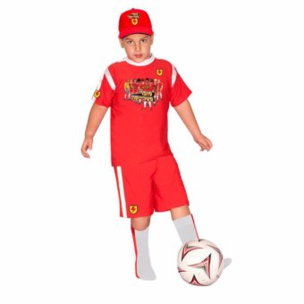 Supa Strikas Costume (Size 12) (Age 8 - 11 Years Old) Price Philippines
