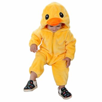 Duck Blanket Sleeper Costume (Medium) (Age 1-3 Years Old) Price Philippines