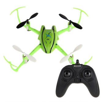 Rc plane quadcopter X9 2.4G 4CH 6 Axis Gyro RC Quadcopter with 3D Rollover Function (Green) Price Philippines