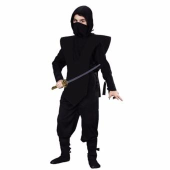 Black Ninja Kid (Medium) (Age 9-11 Years Old) Price Philippines