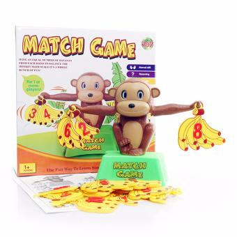 Harga Monkey Match Game