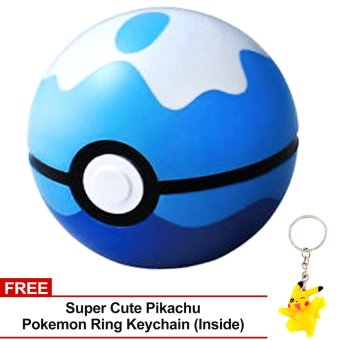 ANIME ZONE Pokemon Anime 7-cm Super Cool Dive Ball Pokeball Cosplay and Toy Model Price Philippines
