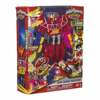 Harga Power Rangers Super Charge DX Dino Megazord