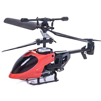 RC 5012 2CH Mini Rc Helicopter Radio Remote Control Micro 2 Channel Red - intl Price Philippines