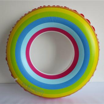 ZMB Swimming Float Ring 80cm (RAINBOW) Price Philippines
