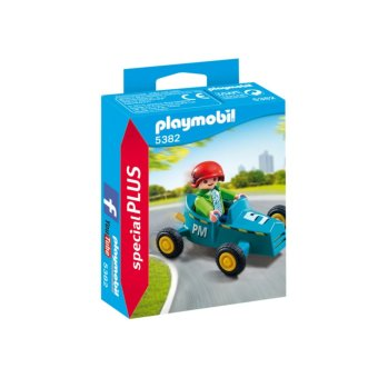 Harga Playmobil Special Plus Boy With Go Kart