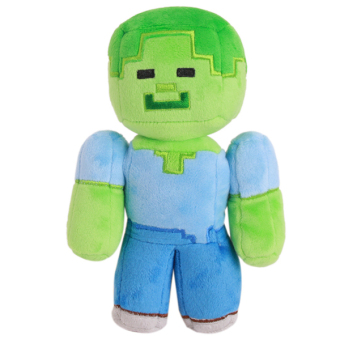 LALANG Minecraft Zombie Plush Stuffed Animal Doll Toy Price Philippines