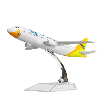 Philippines Cebu Pacific A320 16cm Airplane Child Birthday Gift Plane Models Toys Price Philippines
