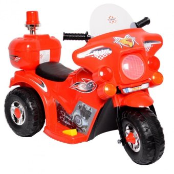 Appliance Galore LL999 Rechargeable Motor Bike (Red) Price Philippines