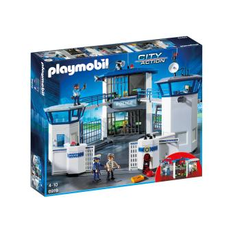Harga Playmobil City Action Police Headquarters With Prison