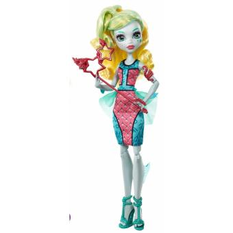 Harga Monster High Dance The Fright Away Doll - Lagoona Blue