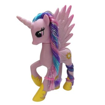 Harga My Little Pony Princess Twilight Sparkle Luna Moon Kid Toy Gift Pink (Intl)
