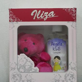 Angels Kiss Baby Cologne(200ml) White plus Teddy Bear Price Philippines