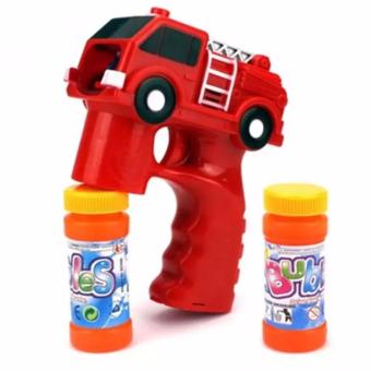 Harga Fire Truck Bubble Gun