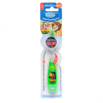 Harga B-Brite Firefly Light Up Toothbrush