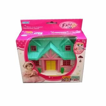 Harga SHOP AND THRIFT Doll House Homestead Set SL32524-2 Doll House