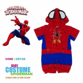 Baby Romper Costume Spider (1-2 Years) Price Philippines