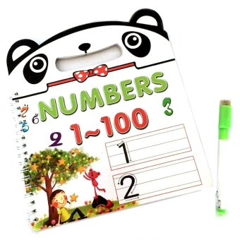 Harga I Write My Numbers Book for Kids