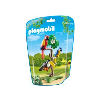 Harga Playmobil City Life Tropical Birds