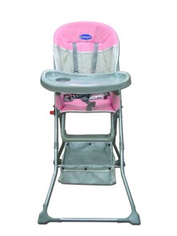 Enfant Baby High Chair (Pink) Price Philippines
