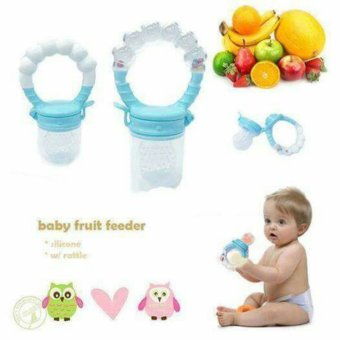Harga Baby Pacifier/Fruit Feeder-Blue