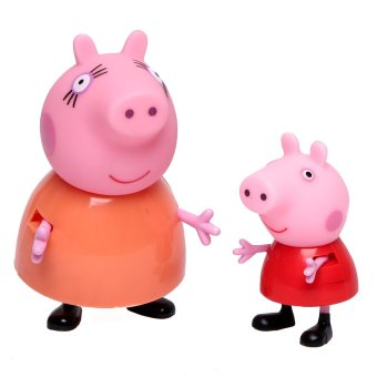 Peppa Pig Mommy Pig & Peppa Twin Pack Price Philippines