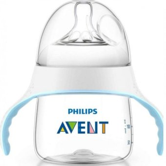 Harga Avent Natural Trainer Kit 5oz/150ml (Clear)
