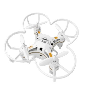 Pocket Drone 4CH 6Axis Gyro Quadcopter (White) Price Philippines