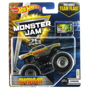 Harga Hot Wheels 1:64 Monster Jam - Avenger