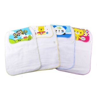 Absorbent Back Towel/Washcloth Pack of 4 Price Philippines