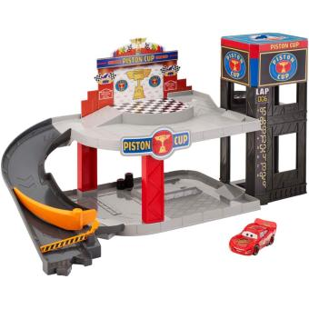 Harga Disney Cars Garage Playset
