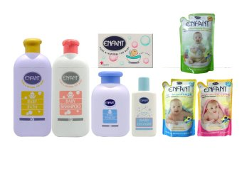 Enfant Baby Starter Toiletries Set Price Philippines