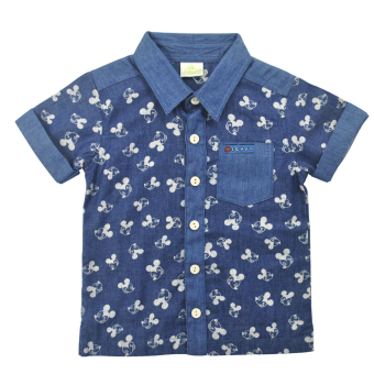 Mickey Mouse Polo (blue) Price Philippines
