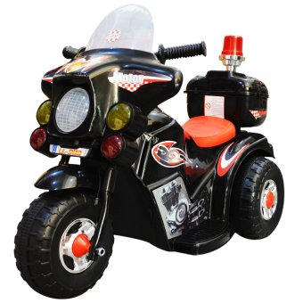 Appliance Galore LL999 Rechargeable Motor Bike (Black) Price Philippines