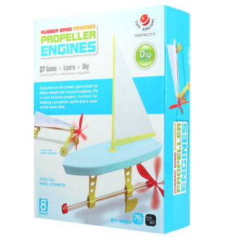 Harga Rubber band Powered Propeller Engine
