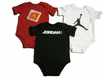 Nike 3-Pack Bodysuits - Jordan (12 Months) Price Philippines