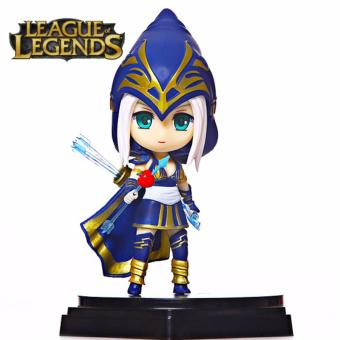 Harga League of Legends (LoL) Ashe the Frost Archer Collectible Action Figure