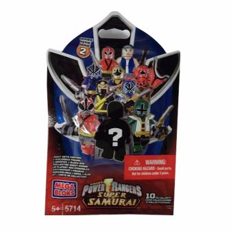 Harga Megabloks Power Rangers Micro Action Figure Season 1