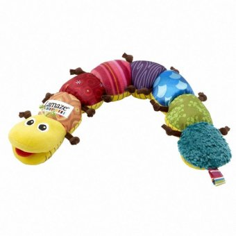 Lamaze Play & Grow Musical Toy Inchworm - Intl Price Philippines