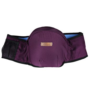 Breathable Babies Waist Stool Anti-skidding (PURPLE) Price Philippines