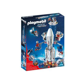 Harga Playmobil City Action Space Rocket With Launch Site