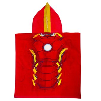 Harga Marvel Iron Man Kid's Hooded Towel