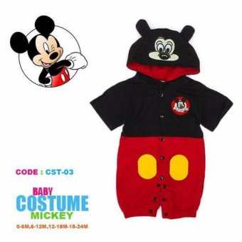 Baby Romper Costume Mickey (2-3 Years) Price Philippines